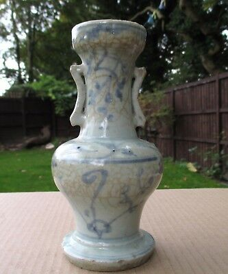 UNUSUAL VERY EARLY CHINESE Pottery VASE