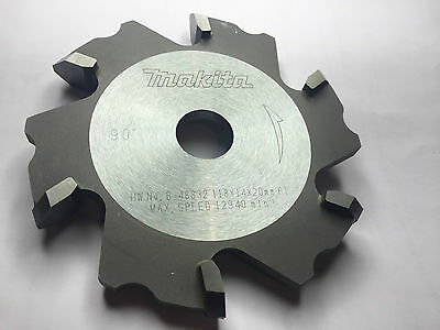 Makita B48832   90 Degree V Groove. 118x20mm.. MAKITA  MILLING CUTTER CA5000