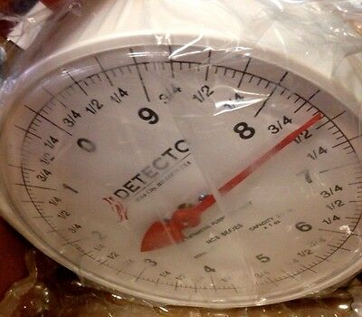 Cardinal Detecto MCS-20DF Hanging Dial Scale Fish Meat Grocery Butcher Scale