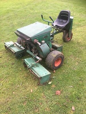 Ransomes 180d Triple Ride On Mower All Parts