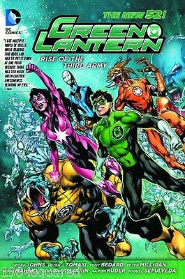 Green Lantern Rise of The Third Army Hardcover GN Geoff Johns Corps N52 New NM
