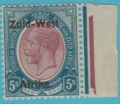 SOUTH WEST AFRICA 10a MINT HINGED OG NO FAULTS EXTRA FINE