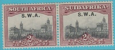South West Africa 99 Mint Hinged Og No Faults Extra Fine