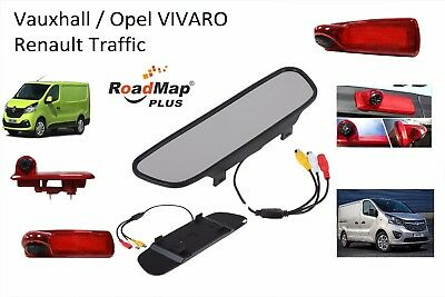 "renault traffic reversing camera 5"" monitor kit 112"