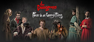 London Dungeon - 7 x Adult Tickets - Flexible Time - Priority Entrance