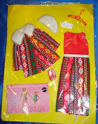 "VERY RARE FABRIC VARIATION - ""Perfectly Plaid"" Giftset Fashion MOC - Excellent!!"