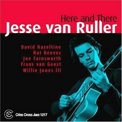 Jesse Van Ruller - Here & There New Cd