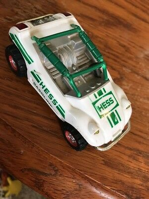 1998 HESS TOY DUNE BUGGY Used Not Working Truck VW Gasoline Amerada Green