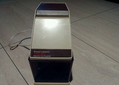 Rival  Ice  Crusher  Made In  Usa