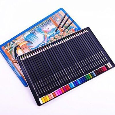 Mont Marte Colour Pencils In Metal Tin 36pc