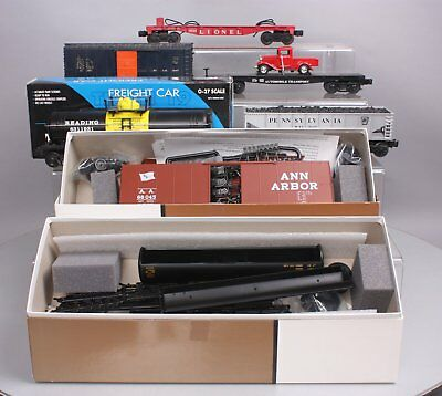 InterMountain, K-Line, MTH & Lionel O Gauge Freight Cars & Kits (7) - 3 Rail
