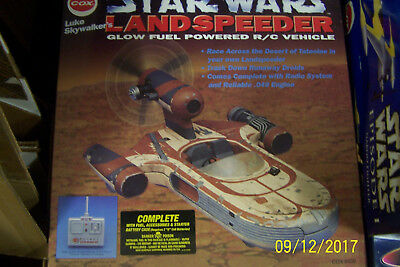 cox, star wars, landspeeder,gas power,thimble drome