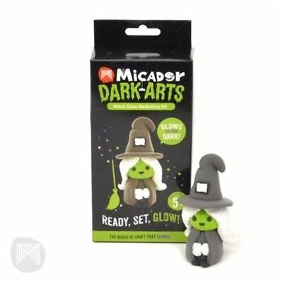 Micador Glow Modelling Kit - Witch