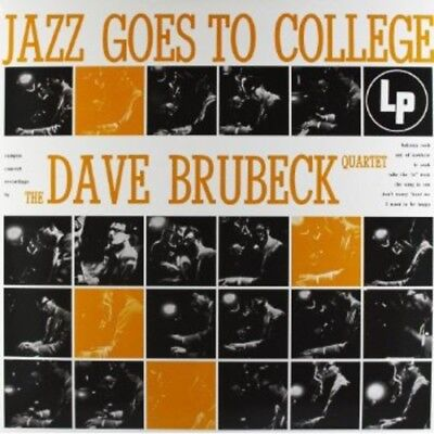 Dave Brubeck Quartet - Jazz Goes to College Vinyl LP