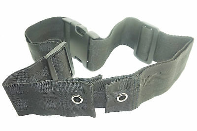 WHEELCHAIR SEAT BELT - LAP STRAP FOR WHEELCHAIR OR MOBILITY SCOOTER Adjustable