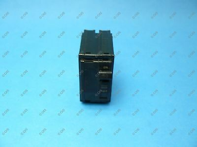 Square D QO250 Circuit Breaker 2 Pole 50 Amps 120/240 VAC Black Face w/Visi-Trip