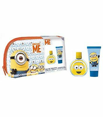 Minions By Air Val International For Kid's 3 PCS SET