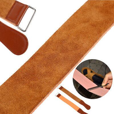 2018 New Barber PU Leather Strop Straight Razor Sharpening Shave Shaving Strap