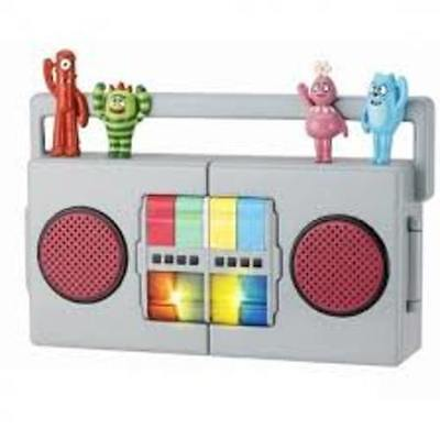 Yo Gabba Gabba Boom Box Theater by Blue Box - NEW IN BOX - RARE!