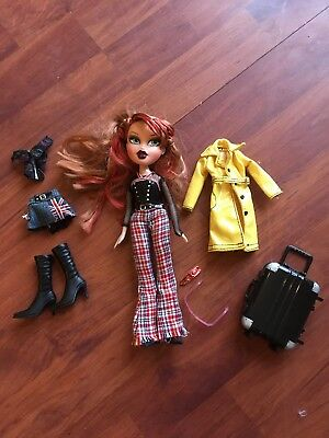 Bratz Doll Meygan Pretty N Punk London Special Edition