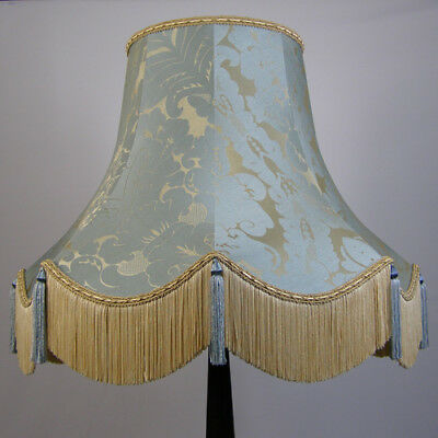 Victorian Vintage Standard  Beaded Lampshade REDUCED FROM £197 TO £177