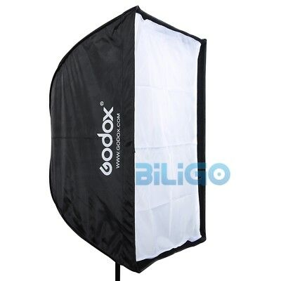 50*70cm Godox Portable Square Umbrella Softbox Reflector For Studio Flash Light