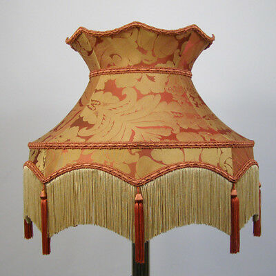 Victorian Vintage Beaded Lampshade REDUCED FROM £196 TO £167