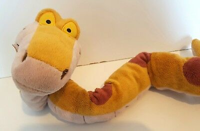 Disney The Jungle book Kaa the Snake Plush Soft Toy