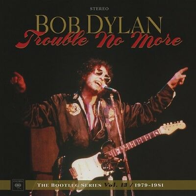 Bob Dylan Trouble No More Bootlegs Vol 13 Presale New 4Lp+2Cd Box Set Out 3/11