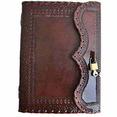 """10"""" Large Calendars Planners & Personal Organizers Genuine Leather Journal Style"""