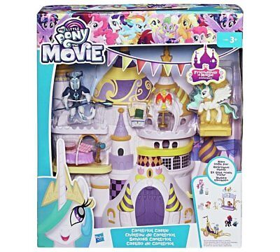 My Little Pony Fim Canterlot Castle Playset