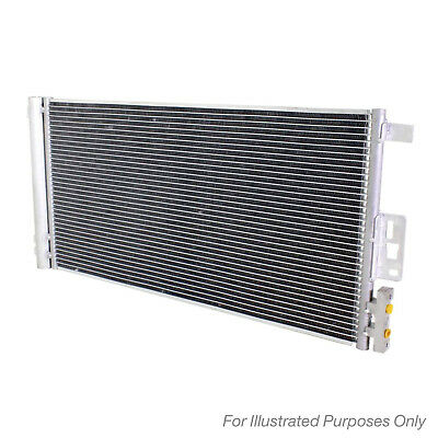 Fits Jeep Cherokee KL 3.2 V6 4x4 Genuine Nissens A/C Air Con Condenser