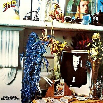 BRIAN ENO HERE COME THE WARM JETS PRESALE NEW VINYL LP REISSUE OUT 27th OCTOBER