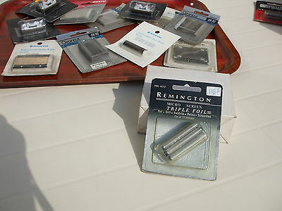Grille REMINGTON Micro screen Triple foil  for all TF Models
