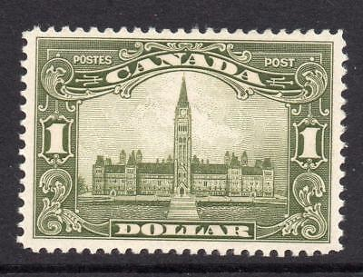 Canada 1 Dollar  Stamp c1928-29  Mounted Mint