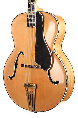 Bräuer Cremona Grand Master I - ca. 1950 - Acoustic Archtop