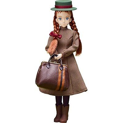 Tomy Anne Of Green Gables Doll 40Th Anniversary Memory Figure Takara Japan New