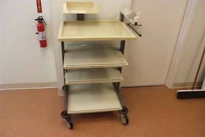 Endoscopic Colonoscopy Medical Cart Trolley - SPECIAL!!
