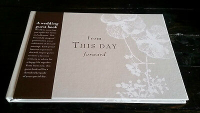 New Compendium from This Day Forward Wedding Guest Book Love