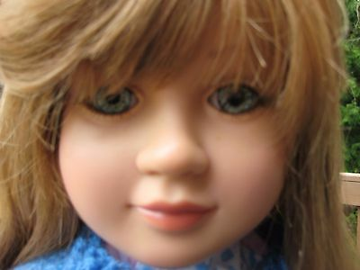 """23"""" Posable My Twinn with New Wig complete with clothing"""