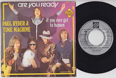Paul RYDER * 1974 Heavy GLAM ROCK 45 * Hear it!