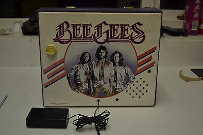 1979 Bee gees Toy Amplifier - USA