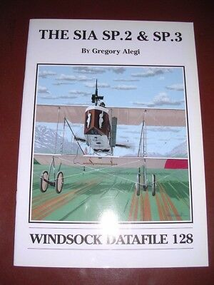 Windsock Datafile 128   SIA SP.2 & SP.3