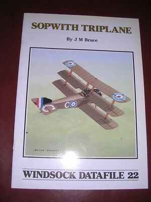 Windsock Datafile 22   Sopwith Triplane