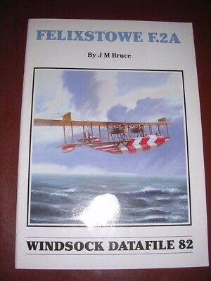 Windsock Datafile 82   Felixstowe F.2A