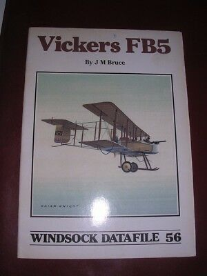 Windsock Datafile 56   Vikers FB5