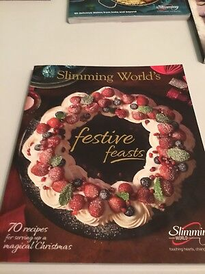 Slimming World Festive Feasts Cook Book