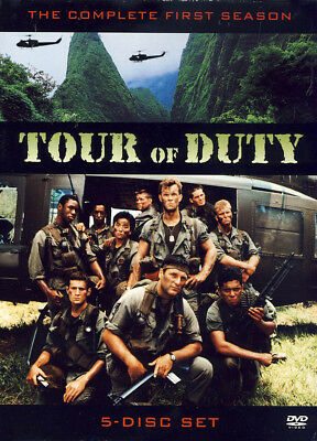 Tour of Duty - The Complete First Season (Boxs New DVD