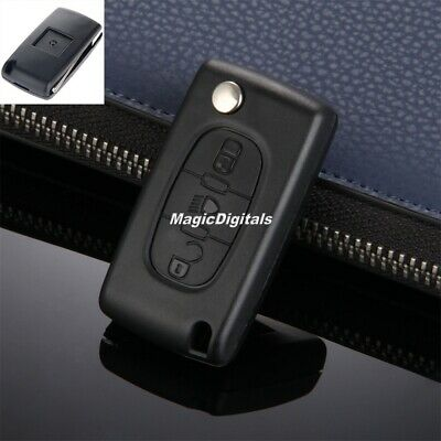 New Replacement for Citroen C4 Picasso C5 C6 Remote 3 Buttons Key Shell Case Fob