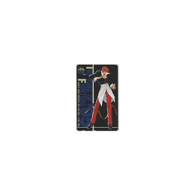 The King of Fighters '95 Japanese Phone card Super Rare SNK japan game Ys